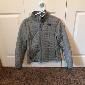North Face jacket !